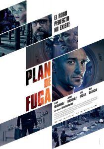 Cine en Laredo: Plan de Fuga