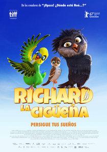 Cine en Laredo: RICHARD, LA CIGÜEÑA