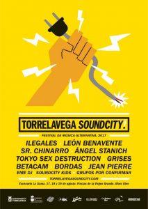 Festival Torrelavega Soundcity 2017