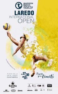 MADISON BEACH VOLLEY TOUR en Laredo