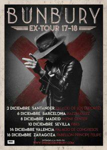 BUNBURY en concierto en Santander