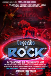Legends of Rock  en Santander