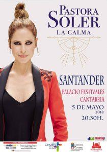 Pastora Soler en concierto en Santander