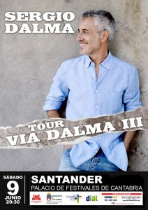 Sergio Dalma en concierto en Santander