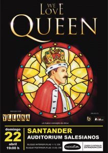 WE LOVE QUEEN en Santander