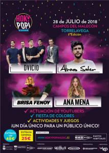 Hoky Popi Music en Torrelavega