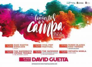 Los Conciertos de la Campa en Santander