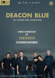 DEACON BLUE en concierto en Santander