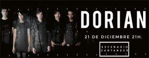 DORIAN en concierto en Santander