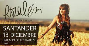 Rozalén en concierto en Santander