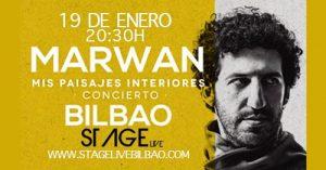 MARWAN en concierto en Bilbao