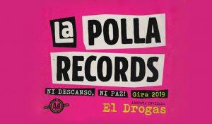 Concierto de La Polla Records en el BEC de Bilbao