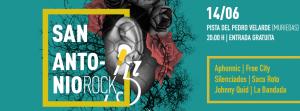 San Antonio Rock Festival