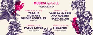 Música en Grande - Torrelavega 2019