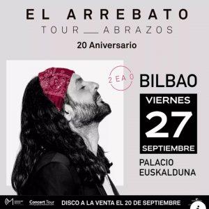 El Arrebato en concierto en Bilbao
