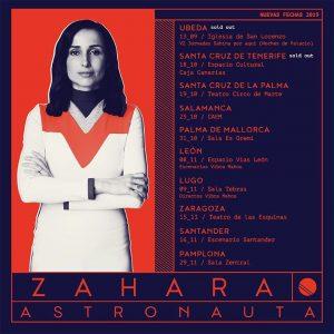 ZAHARA en concierto en Santander