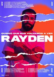 RAYDEN en concierto en Santander