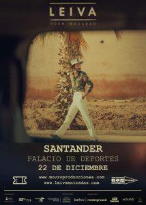 LEIVA en concierto en Santander