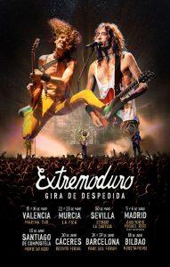 EXTREMODURO concierto en Bilbao