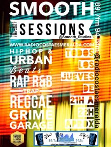 Smooth Sessions by Lupo Vena - Jueves de 21 a 22 horas