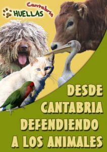 Huellas Cantabria –  Lunes de 15 a 16 horas